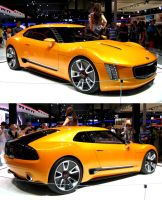 Super Awesome Sport Coupe Concept by toyonda