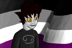 Ace Karkat by tenri-colorless