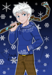 RotG: Am I on the Naughty List by ColorSplashArts