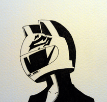 Durarara: Celty by ArtIsResistance