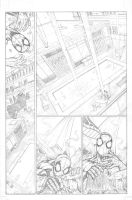 SpiderMan Page 4 by anthonymarques