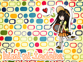 Sawako-chan wallpaper by yiny-chan