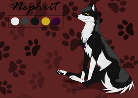 character sheet Nephrit by spagetti-sauce