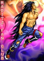 Raditz-fanclub ID entry 1 by DeepChrome