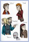 The Hitchhikers by Expression