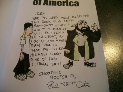 Jay and Silent Bob by rbcp