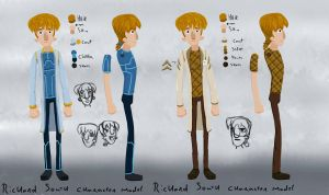 :VirscA: Richard South Reference by Filecreation
