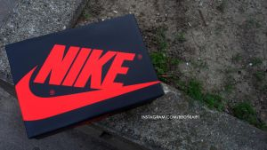 Nike Box by BBoyKai91