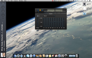BowtieBar and Ice Itunes Themes for Os X by ivanymathias