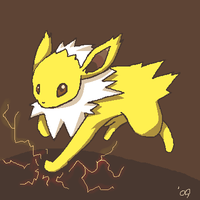Jolteon by KayaaXx