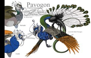 Pavogon Creature by Maszeattack