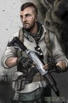 Not another MW3 fanart by CreativeImages
