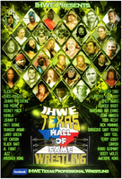 IHWE Texas Pro Wrestling - Hall of Fame by TheIronSkull