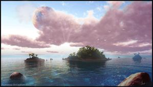 Islands by Azot2015