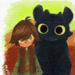 HTTYD:BUDDY :3 by Nippo
