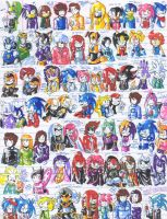 Felt pen doodles 49 by General-RADIX