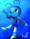 Beta (Art Trade) by KATEtheDeath1