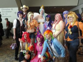 My Little Pony awesomeness by VampireFreakism
