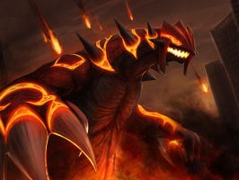 the World Will Burn by Tapwing