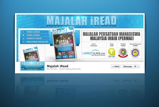 Majalah iRead by rexolution