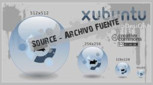Xubuntu Esfera Source by fabianff