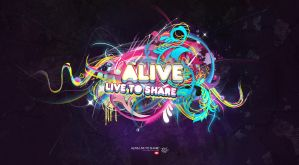 Alive. by mahasesen