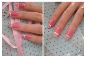 Pretty Pretty Nails by OkBear