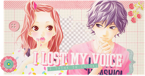 Regalo: LOST MY VOICE by Chibisuke-Chan