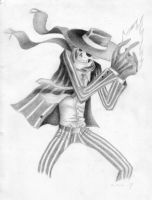 Skulduggery Pleasant by AliciaOrima