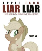 Apple Jack Liar Liar! by dan232323