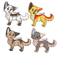Adoptables OPEN by Satuka