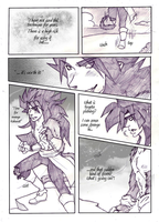 D.B.Z. - Elements - Page four by RedViolett