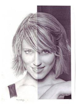 Dianna Agron Glee by Galapagos23