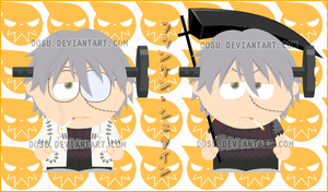 Dr Stein -SoulEater- SouthPark by Dosu
