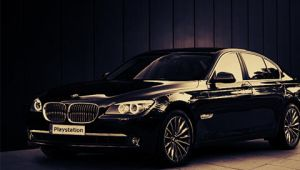BMW 7 series PS PSP wall by DeviantSith