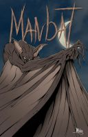 Manbat by MikeMahle