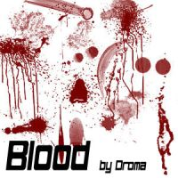 Blood Brushes (UPDATED May 1) by droma595