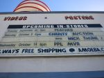 Amoeba Music Marquis: Peaches by iancinerate