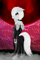 :Gift: Lady of the Night by rko509