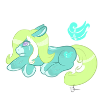 Pony adopt 2 by Lodidah
