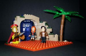 Dr Who Micro Adventures by CyberDrone