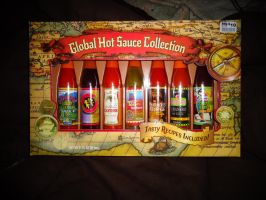 Global Hot Sauce Collection by The-Smile-Giver