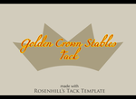Golden Crown Stables Tack by inaeriksson