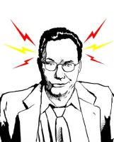 Lewis Black by Thomwade