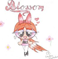 Everything Nice Blossom by transformers3roxCB