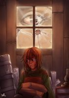 Temporary Sanctuary by darkness333