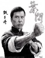 IP MAN by mvlaniel