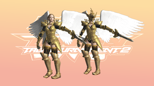 Angel Armored Costume by wakind