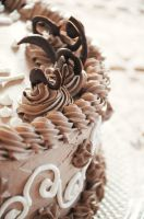 Deep Dark Chocolate Cake 5 by TantalizedBaker
