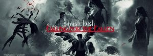 Hush Hush (facebook cover) by ShadowCath17